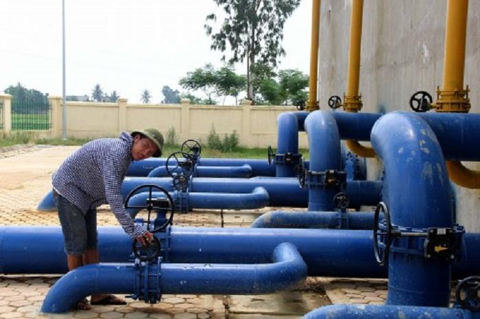 1300/Hà Nội triển khai giám sát các dự án nước sạch
