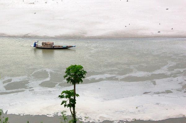 1385/Tăng cường hợp tác vì an toàn nguồn nước ở Nam Á