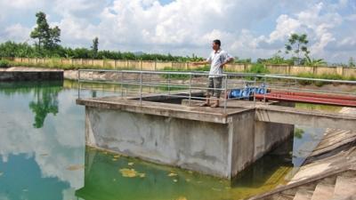444/Hàng triệu người Trung Quốc không có nước sạch