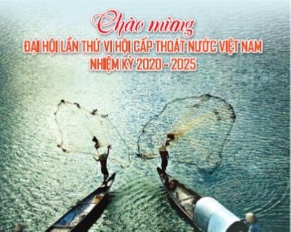 2228/Tạp chí Cấp thoát nước Việt Nam Số Tháng 11 năm 2020