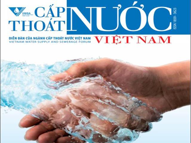 2310/Tạp chí Cấp thoát nước Việt Nam Số Tháng 4 - 2021
