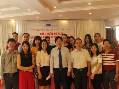 Hiệp hội cấp thoát nước Việt Nam