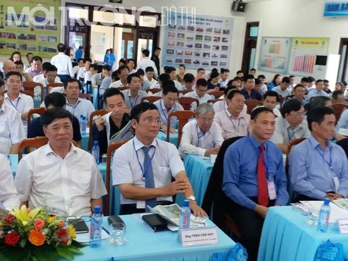 Đại hội Chi hội Cấp nước miền Trung - Tây Nguyên lần thứ X (2019 - 2021)