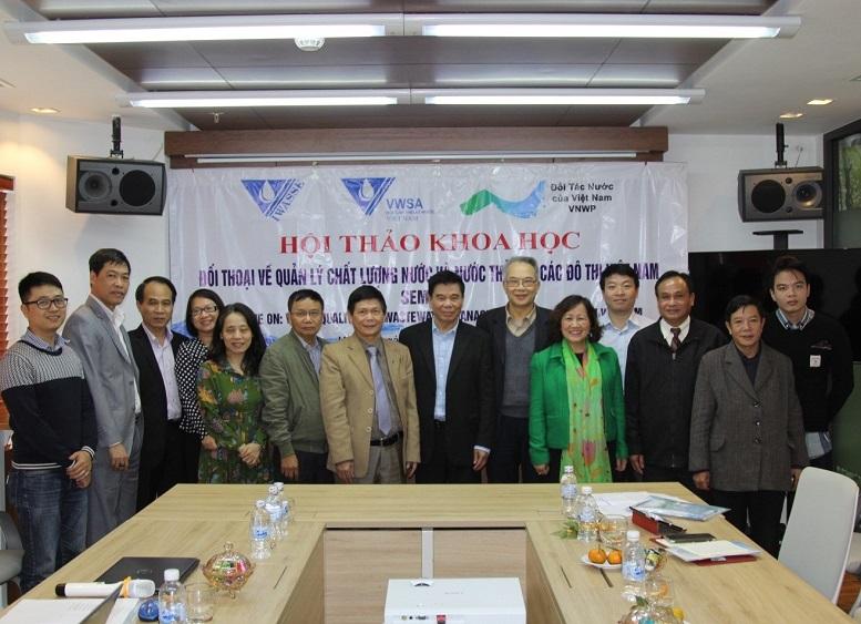1183/Tích cực chủ động tham gia tư vấn phản biện cơ chế chính sách, góp phần phát triển ngành nước Việt Nam