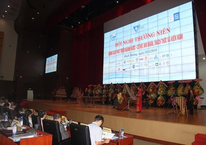 Chính sách phát triển ngành nước Việt Nam: Cơ hội, thách thức, khó khăn và những kiến nghị
