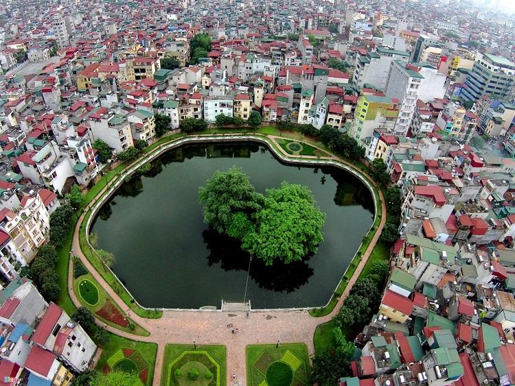 Hà Nội: Phê duyệt bổ sung các tuyến thoát nước, hồ nước vào danh mục TP quản lý sau đầu tư