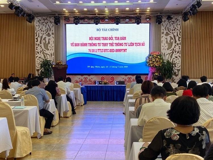 2088/Sẽ ban hành Thông tư thay thế Thông tư liên tịch số 75/2012 về giá nước sạch