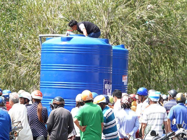 Thực trạng và giải pháp cấp nước sinh hoạt ứng phó với hạn mặn tỉnh Bến Tre