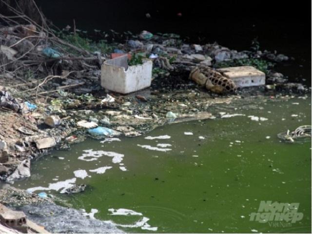 2065/Lộ trình tăng mức phí bảo vệ môi trường với nước thải công nghiệp