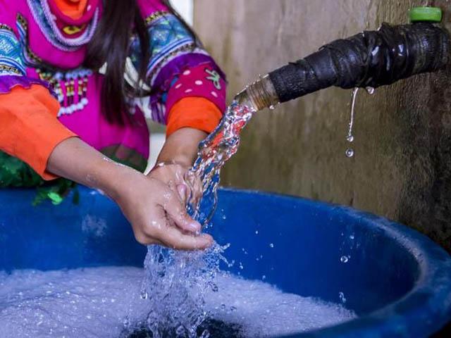 2175/Nước sạch và vệ sinh: Tiêu chí quan trọng để giảm nghèo