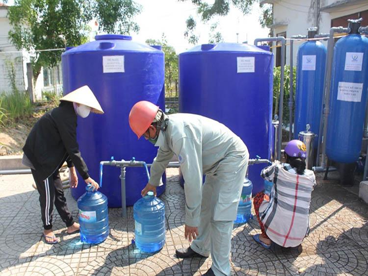 Cấp nước sinh hoạt ứng phó hạn hán, xâm nhập mặn tỉnh Cà Mau: Khó khăn, thách thức và giải pháp