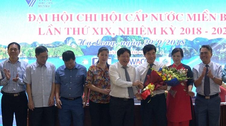 Đại hội Chi hội Cấp nước Miền Bắc lần thứ 19, nhiệm kỳ 2018 -2020