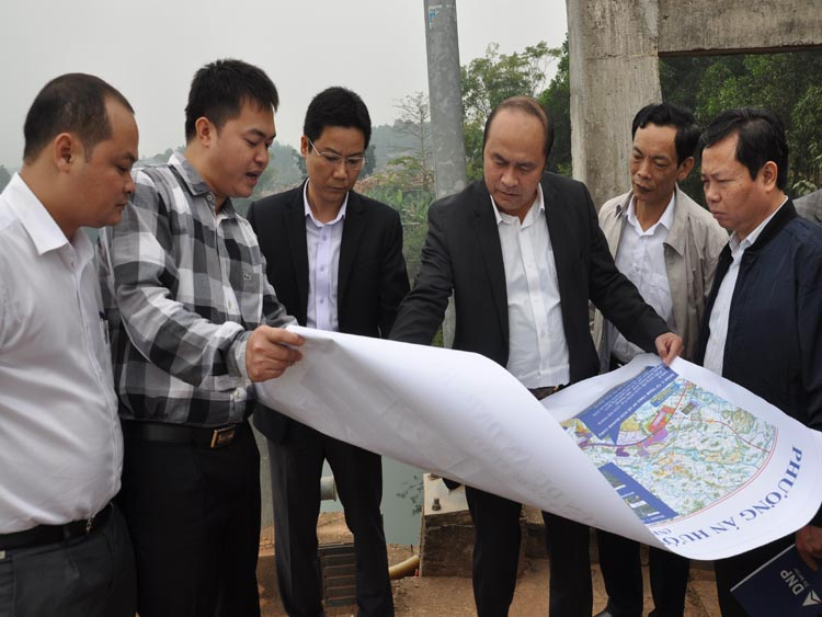 878/Xã Hương Sơn (Bắc Giang) sắp có Nhà máy nước sạch
