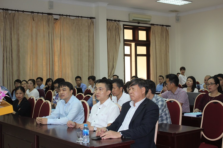 Lớp bồi dưỡng nghiệp vụ đấu thầu qua mạng tại Hà Nội