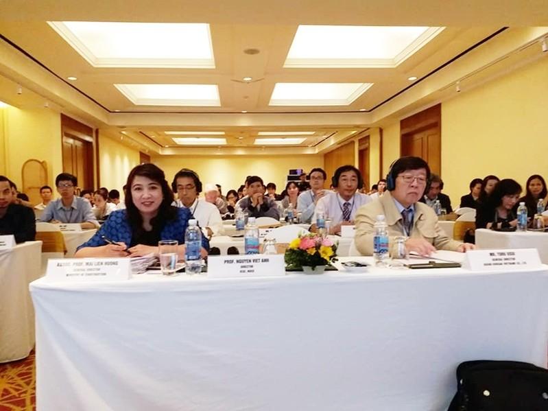 1402/Hội thảo 'Ứng dụng công nghệ màng siêu lọc trong xử lý nước'