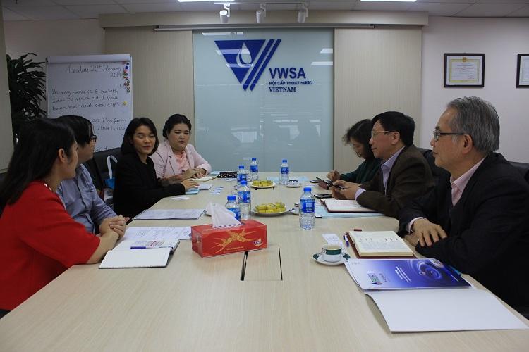 1516/Cơ hội cho các doanh nghiệp Việt Nam tham dự Triển lãm ngành nước Thái Lan 2019