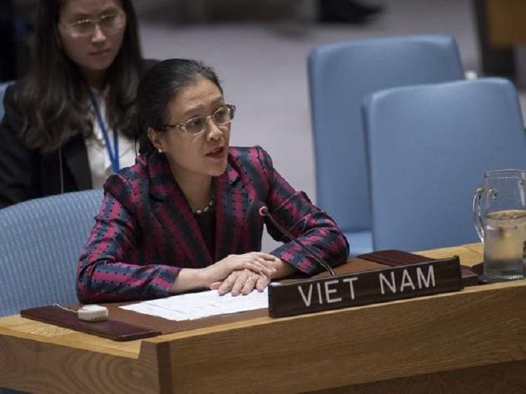 1114/Việt Nam nhấn mạnh vai trò của nước với sự phát triển của các quốc gia