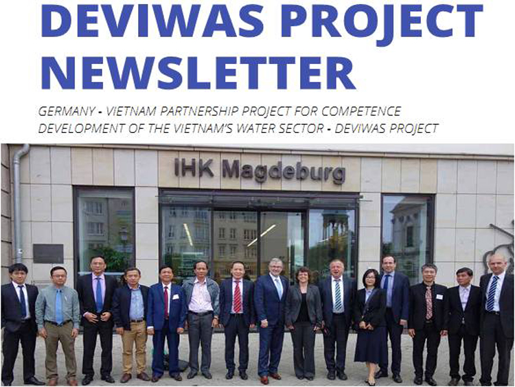 DEVIWAS Project Newsletter- Quarter III/2017