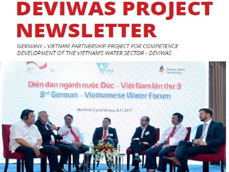 DEVIWAS Project Newsletter - Quarter IV/2017
