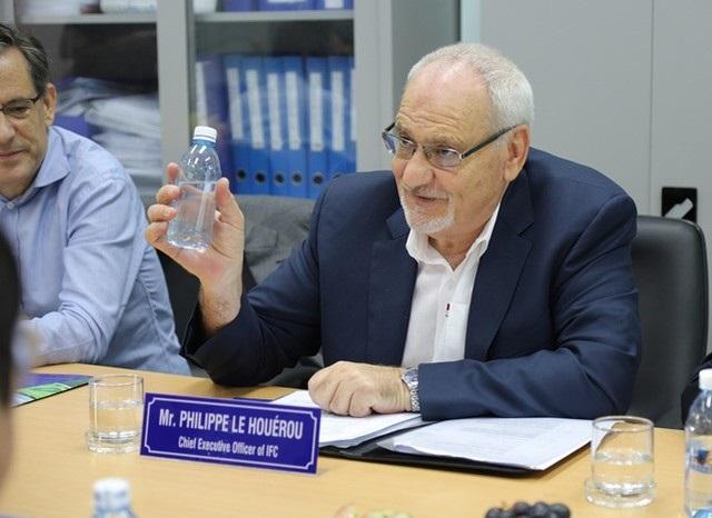 DNP Water kỳ vọng IFC tiếp tục đầu tư vào ngành nước Việt Nam