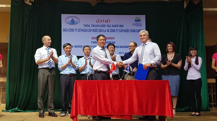 Tổng quan chương trình Ghép đôi nâng cao năng lực các công ty cấp nước giữa Việt Nam và Australia (2016 – 2018)