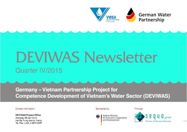 789/DEVIWAS Newsletter, Quarter IV/2015