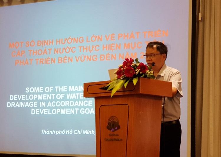 Kết nối Việt Nam - Anh Quốc trong ngành nước