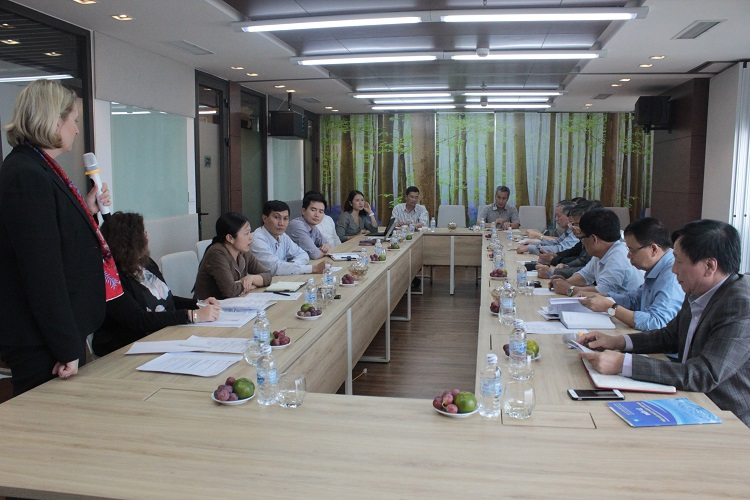 1559/VWSA-GWP workshop on advocacy in Hanoi 21-22/3/2019
