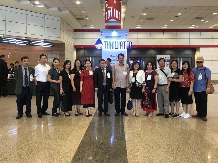 Hoạt động hợp tác quốc tế của VWSA từ tháng 5 - tháng 6/2019
