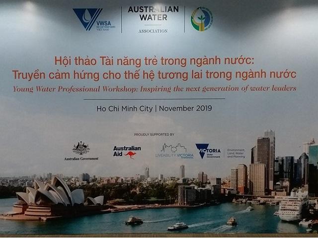 Mời tham dự Chương trình Cán bộ trẻ ngành nước trực tuyến tại Triển lãm và Hội nghị ngành nước Úc-Ozwater'21