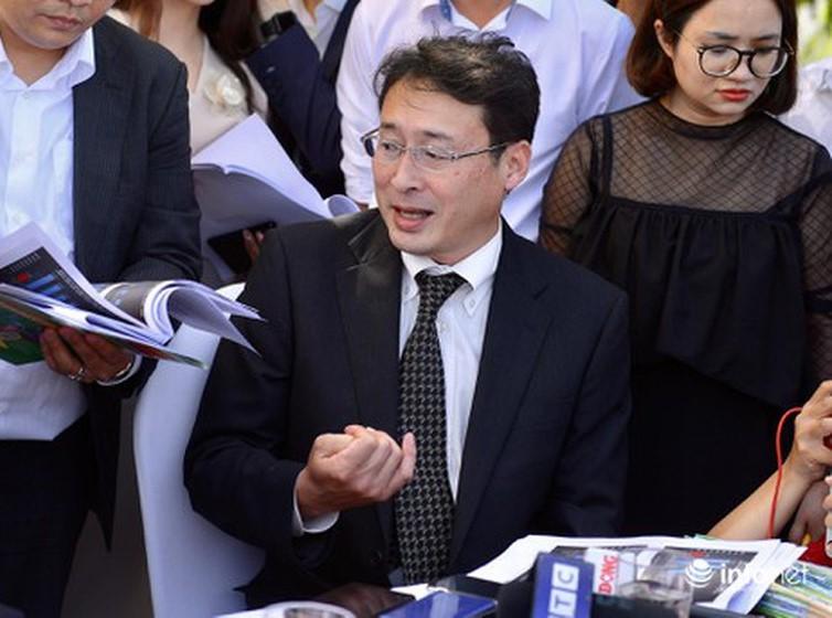 Nhật Bản sẵn sàng đầu tư 100% chi phí xử lý ô nhiễm sông Tô Lịch, Hồ Tây
