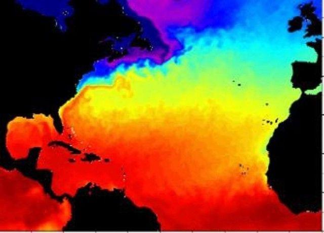 1912/Các đại dương nóng lên chưa từng thấy giữa đại dịch