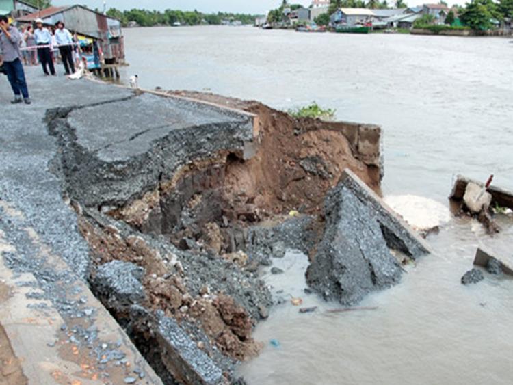 963/Thủy điện trên sông MeKong sẽ làm tăng thời tiết cực đoan ở ĐBSCL