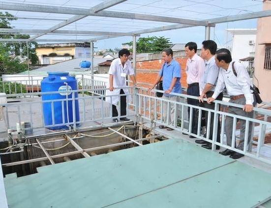1858/Thực trạng và nguyên lý xử lý nước thải y tế hiện nay