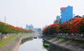292/Dự báo chất lượng nước sông Tô Lịch sau khi tiếp nhận nước thải của Nhà máy XLNT tập trung