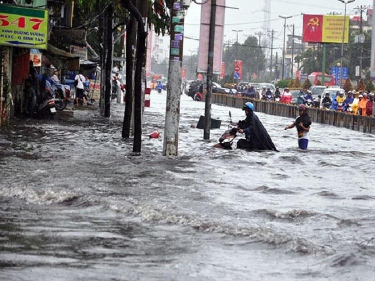 Phương án nào tránh ngập nước hiệu quả cho Hà Nội và TP Hồ Chí Minh?
