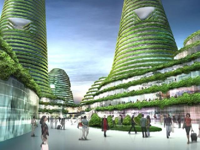 Vật liệu xanh - Giải pháp bền vững cho những công trình xanh