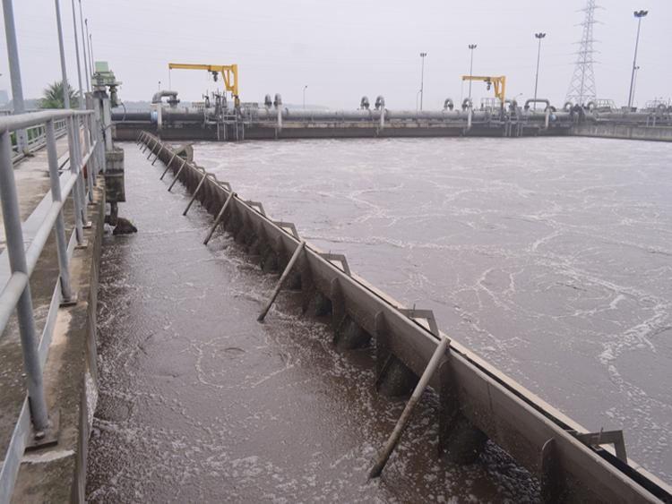 935/Đánh giá tính bền vững của nhà máy xử lý nước thải đô thị
