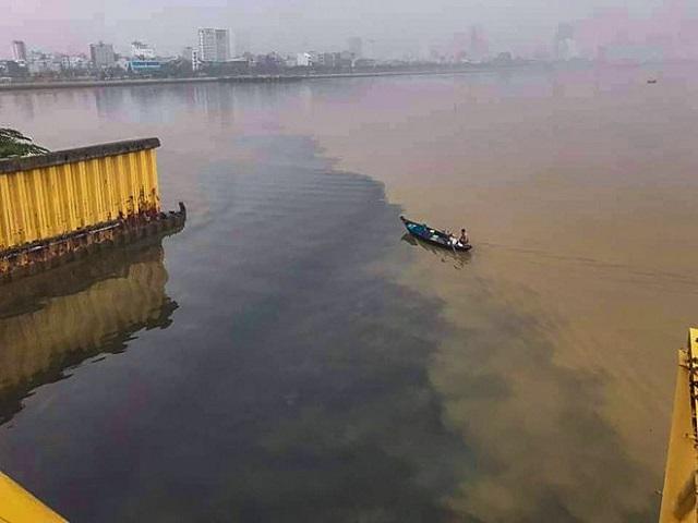 1740/Nước sông Hàn nhiễm Coliform gấp 8 lần quy chuẩn