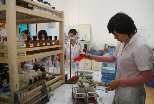 1241/Góp ý dự thảo Thông tư và QC kỹ thuật Quốc gia về Chất lượng nước sạch.
