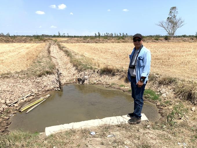 1833/Sống chung với hạn, mặn: Cần một quy hoạch nguồn nước cho ĐBSCL