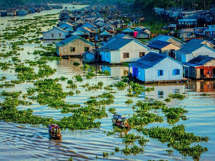 1119/Thủy điện trên sông MeKong sẽ làm tăng thời tiết cực đoan ở ĐBSCL