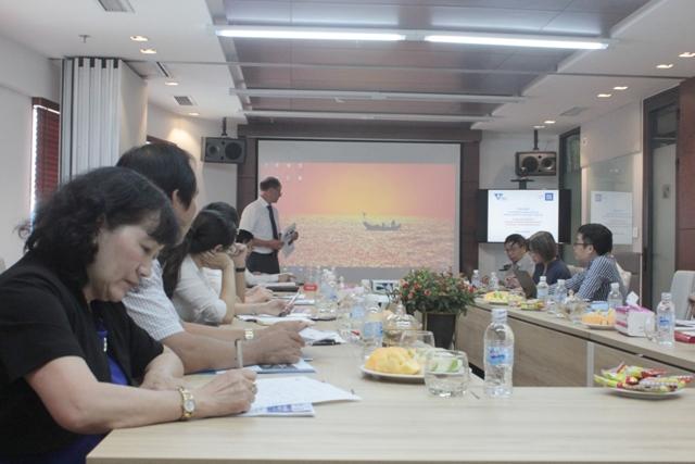 1336/Tọa đàm chia sẻ kinh nghiệm và hợp tác trong ngành nước Việt Nam - Phần Lan