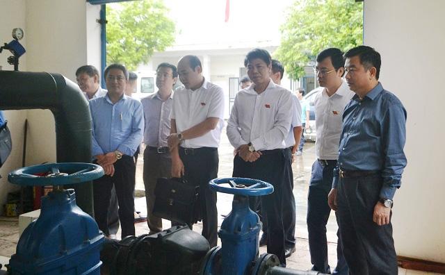 1332/Nâng tỷ lệ người dân dùng nước sạch tại Phú Xuyên: Giải bài toán