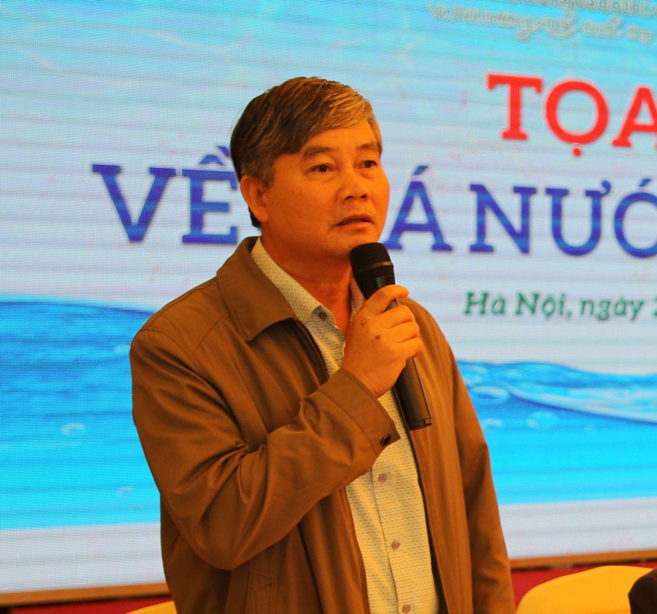 Ông Trần Đăng Quý - Ủy viên BTV