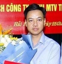 Ông Phạm Quang Quỳnh - Ủy viên BTV