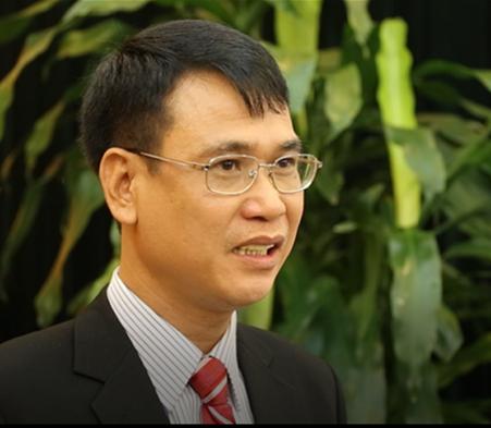 Ông Nguyễn Thanh Hải - Ủy viên BTV