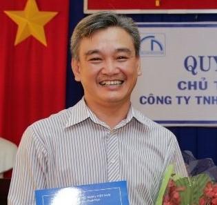 Ông Hoàng Hữu Định Quốc - Ủy viên BTV