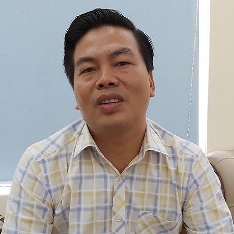 Ông Hoàng Hồng Khanh - Uỷ viên BCH