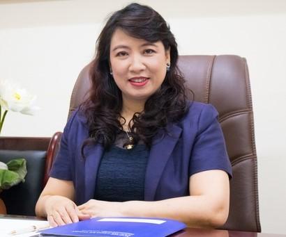 Bà Mai Liên Hương - Uỷ viên BCH